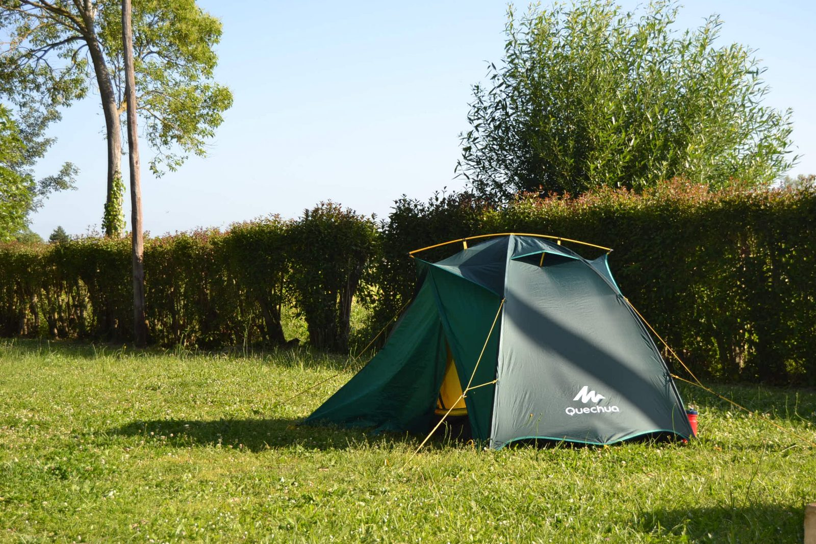 location tente camping toulouse