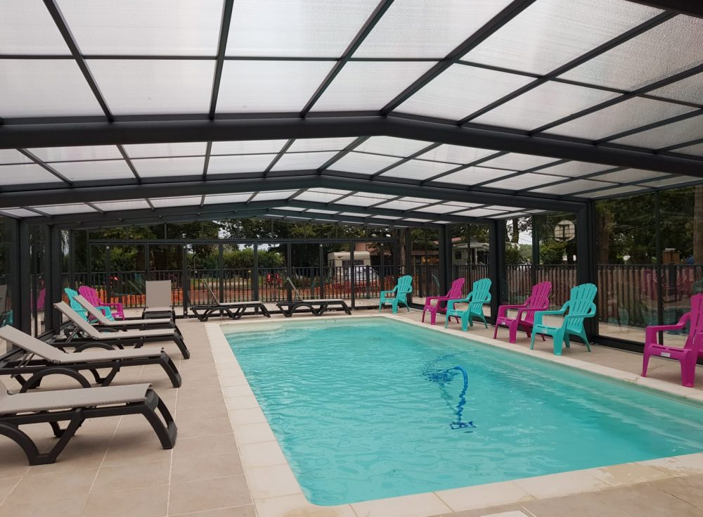 Camping Toulouse avec Piscine Couverte